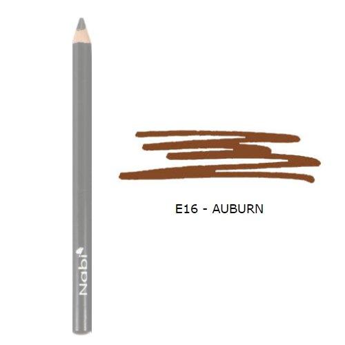 (6 Pack) Nabi Cosmetics Eye Pencil - Auburn