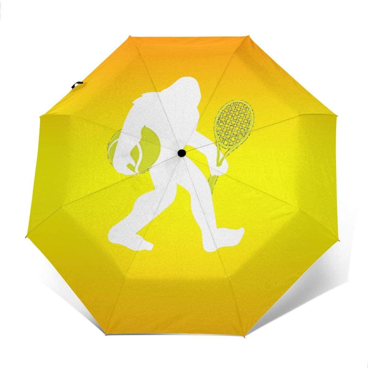 Speed FQ Bigfoot Carrying Tennis Folding Umbrella Travel Fashion Automatic Umbrella