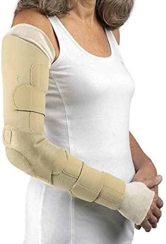 Sigvaris Compreflex Arm Sleeve Wrap Long Beige X Large Reg Long 1414 ARL