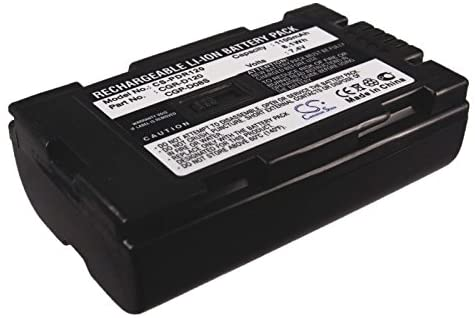 Cameron Sino Rechargeble Battery for Panasonic CGR-D08R