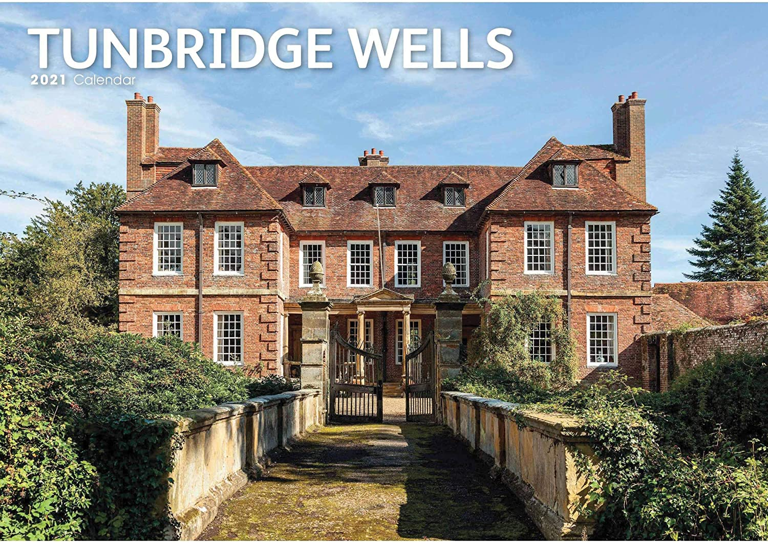 Tunbridge Wells A4 Calendar 2021