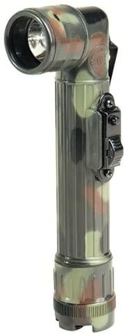 Mil-Tec Medium LED Anglehead Flashlight