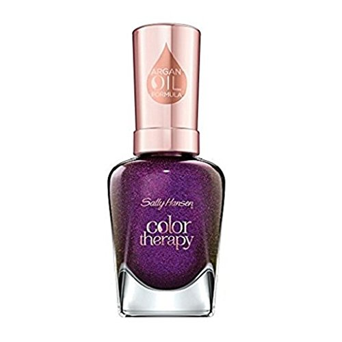 Sally Hansen Color Therapy Nail Polish, 390 Slicks and Stones, 0.5 Fl Oz (Pack of 2)