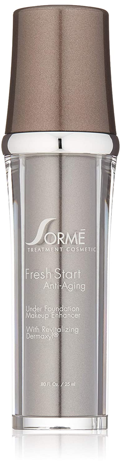 Fresh Start Foundation - Anti-aging Under Foundation Makeup Enhancer - Sorme Cosmetics