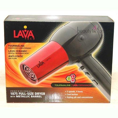 Lava Tech Professional 1875-watt Full-size Dryer with Metallic Barrel