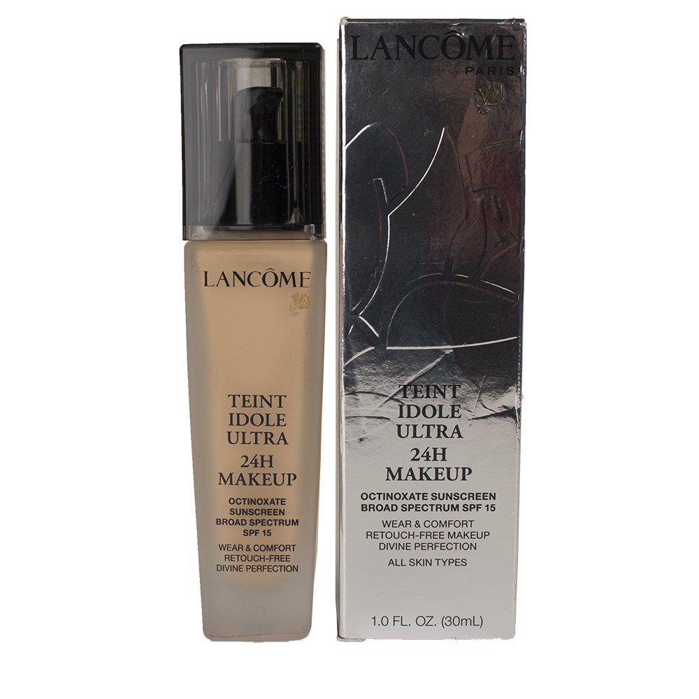 Lancôme Teint Idole Ultra 24h Wear & Comfort Retouch-free Divine Perfection Foundation - Oil-free. Fragrance-free SPF 15 (140 Ivoire N)