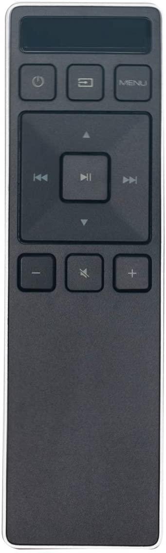 XRS551-E3 Soundbar Replacement Remote Control fit for Vizio Sound Bar SB4051-D5 SB4451-C0 SB3251n-E0 SB3621n-E8M SB4031-D5 SB4551-D5 SB3651-E6 SB3851-D0 SB3830-D0 SB4531-D5