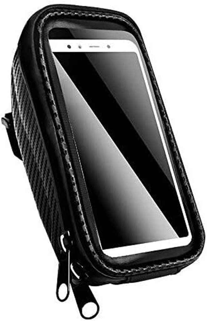 Tll-mm Bike Phone Bag Waterproof Handlebar Bicycle Bag Bike Phone Case Sensitive Press Screen Phone
