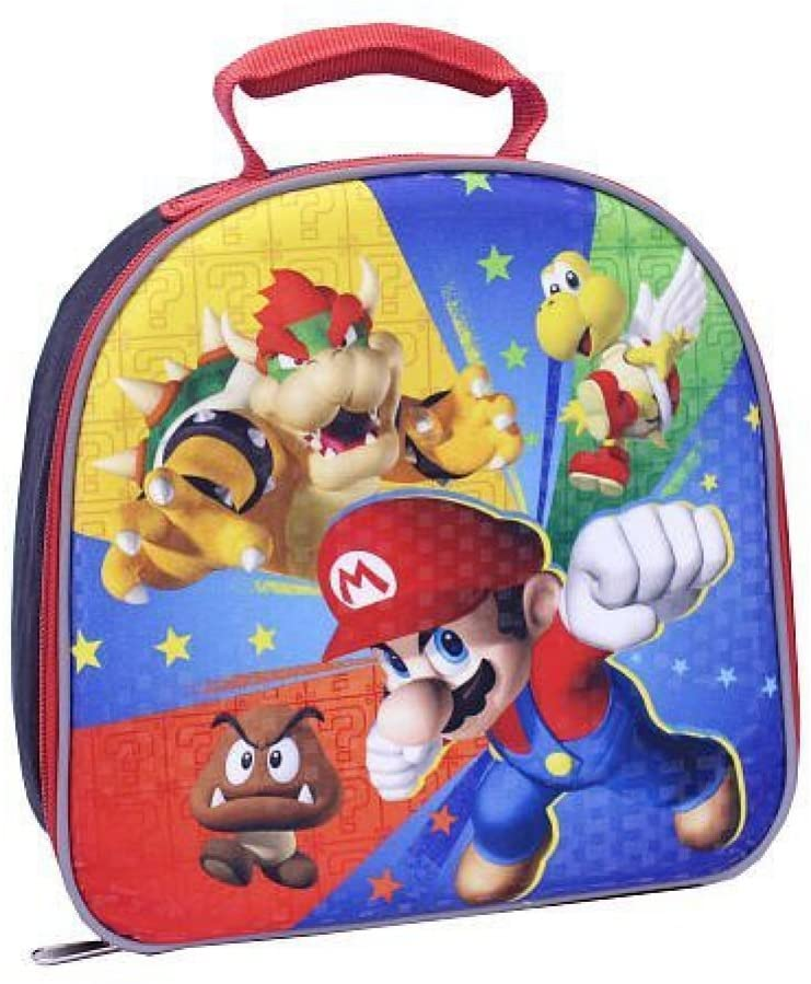 Mario Dome Lunch Kit