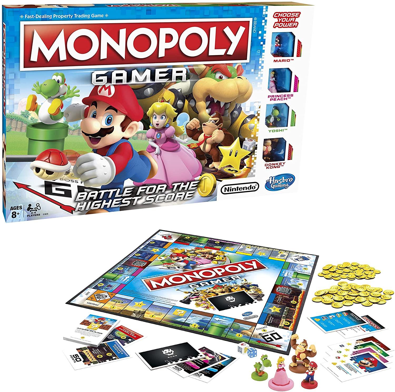 Hasbro Gaming Monopoly Gamer