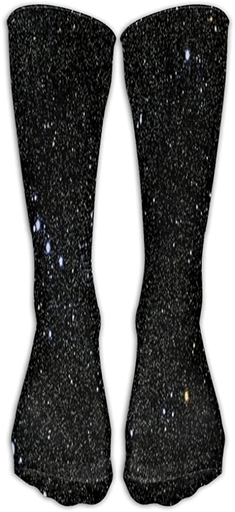 YOIGNG Socks The Future Of The Orion Constellation Mens Womens Knee High Tube Dresses Liner Cosplay Stockings