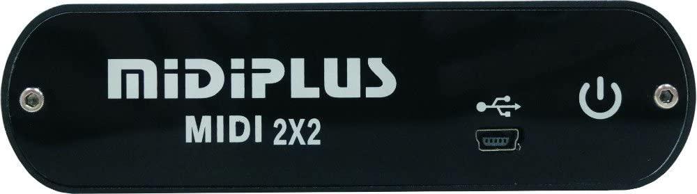 MIDI 2x2 USB MIDI interface