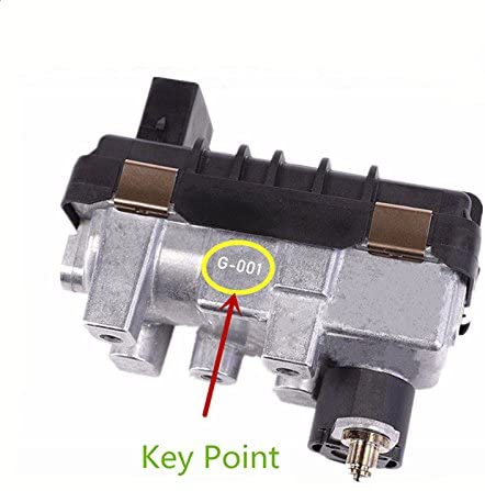 Turbo Electric Actuator for Mercedes Dodge Sprinter Van Grand Cherokee GL350/320 G-001 G-219 G-277 6NW009660