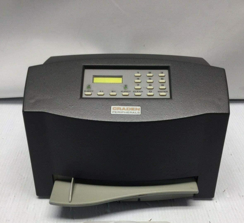CRADEN DP8 Serial USB PASSBOOK Printer