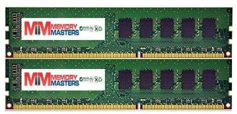 MemoryMasters New! 8GB 2x4GB DDR3-1600 Memory for ASRock Motherboard X58 Deluxe 3
