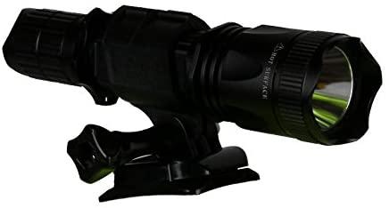 Frankensled 794504488210 Backcountry 8.4 Flashlight System, LED high power riding light, Gopro compatible