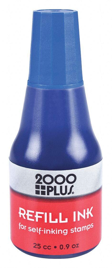 Ink Refill, Blue, 1 oz.