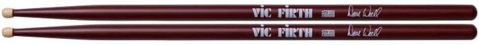 Vic Firth Signature Series -- Dave Weckl Drumsticks (SDW)