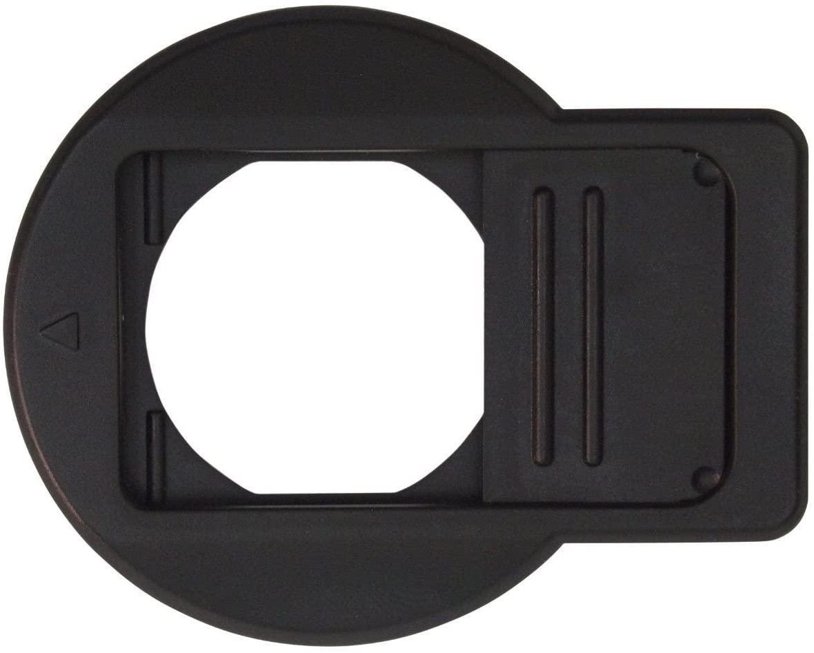 JFOTO TG-C Lens Cap Design for OLYMPUS Tough TG1/TG2/TG3/TG4/TG5/TG6, Camera Black Front Lens Cover better protection lens