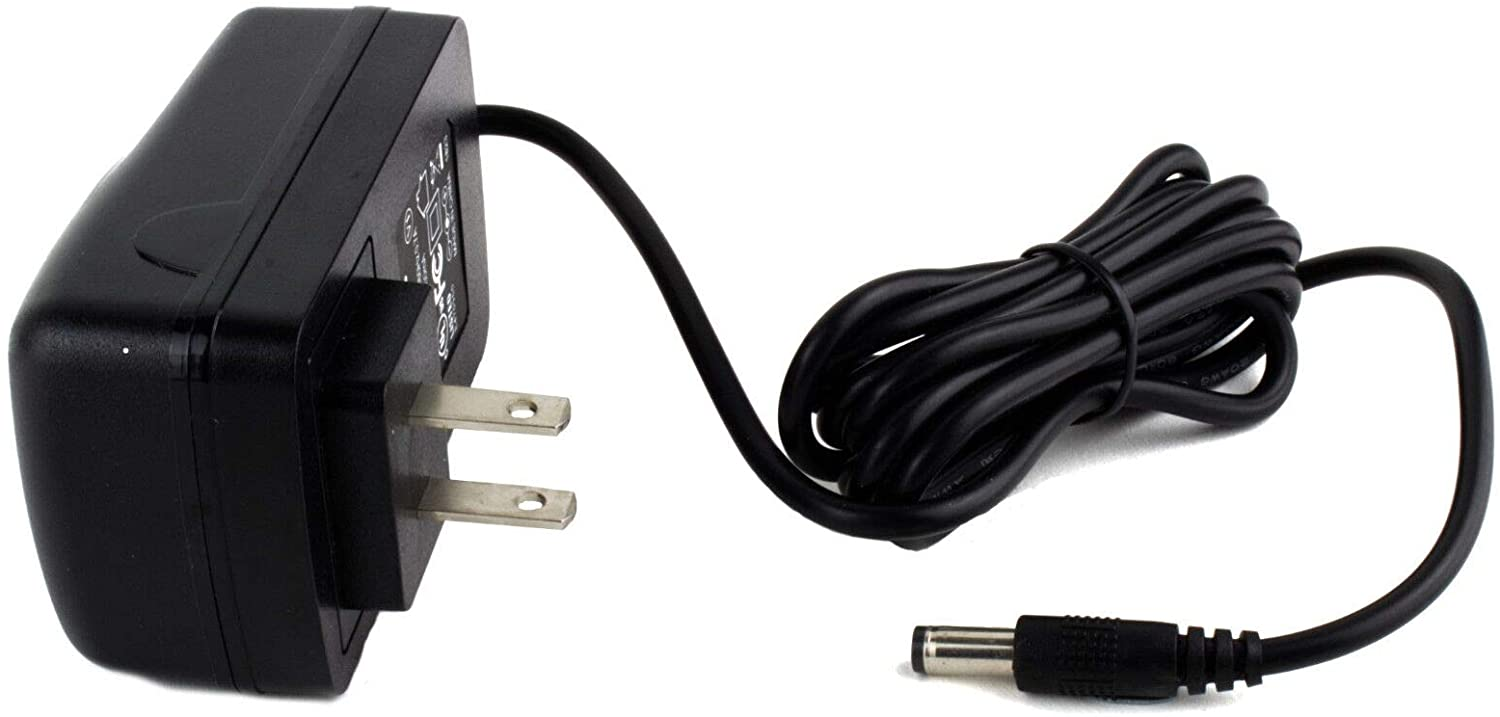 MyVolts 9V Power Supply Adaptor Compatible with Brother PT-1750 Label Printer - US Plug