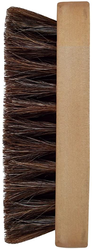 JobSite Horsehair Shine Brush