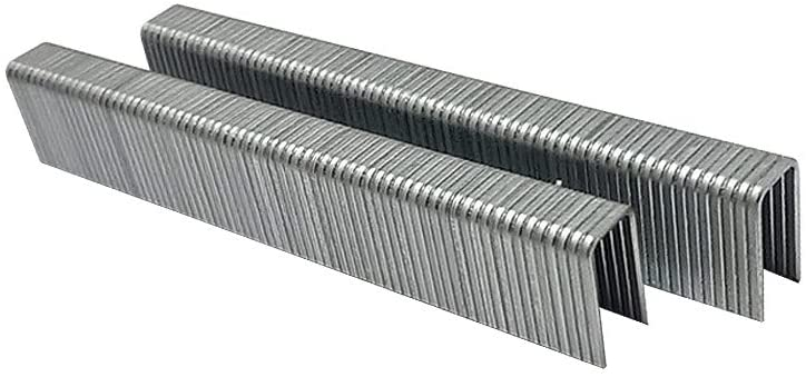 Air Locker L9016 5/8 Inch Long x 1/4 Inch Narrow Crown 18 Gauge (L Wire) Finish Staples (5,000 per Box)