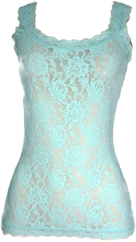 Hanky Panky Signature Lace Classic Camisole, Woman Lingerie,1390LP (M, Pistachio)