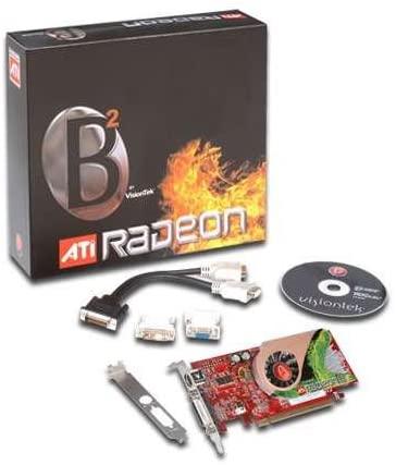 Radeon X1300 256MB Pcie Sff Dms DMS59-DUAL Dvi-i Or VGA