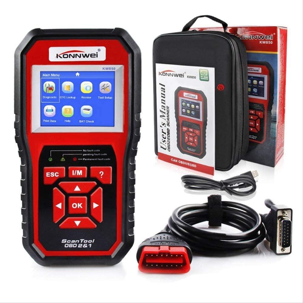Car Diagnostic instrumentAutomotive Tester Hardware Bluetooth Automotive Diagnostics Android System
