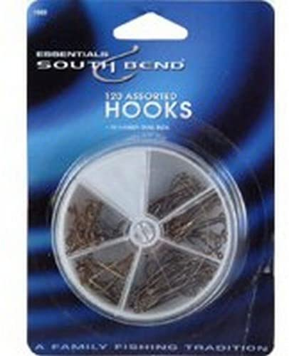 Maurice Sporting Goods 1003. Snelled Bait Hooks, 120-Pc. - Quantity 12