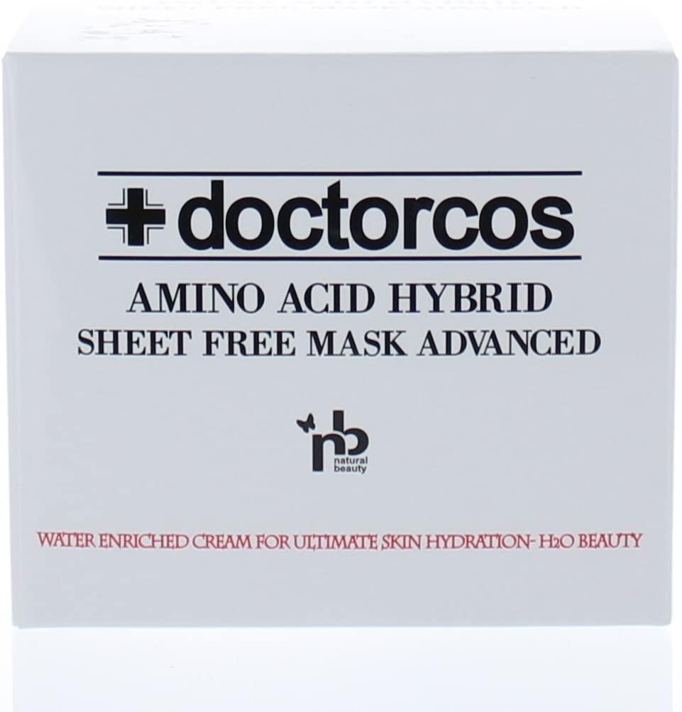 doctorcos Amino Acid Hybrid sheet free mask Cream Moisturizer 110g