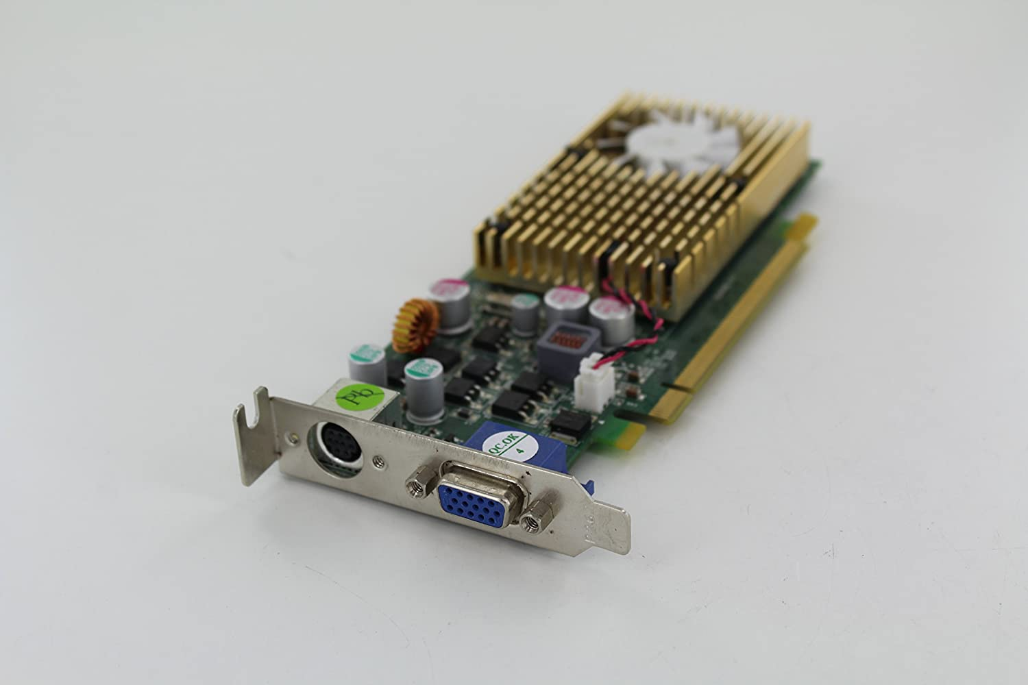 Jaton NVIDIA 9500GT 1GB PCI-e x16 VGA Video Graphics Card VIDEO-PX498-Twin