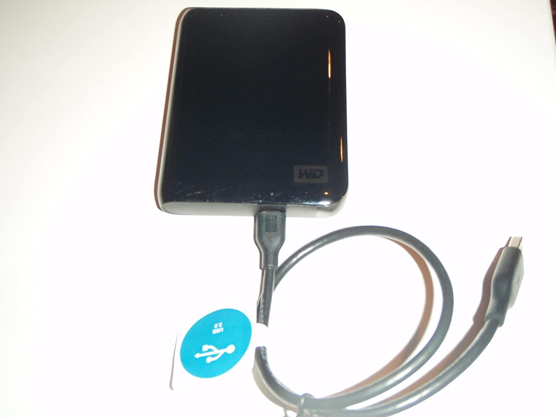 Western Digital 750GB External Hard Drive WDBABM7500ABK