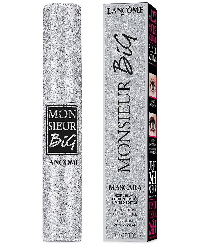 Monsieur Big Mascara • Holiday Limited Edition •0.33 oz. / 10 ml • 01 Black