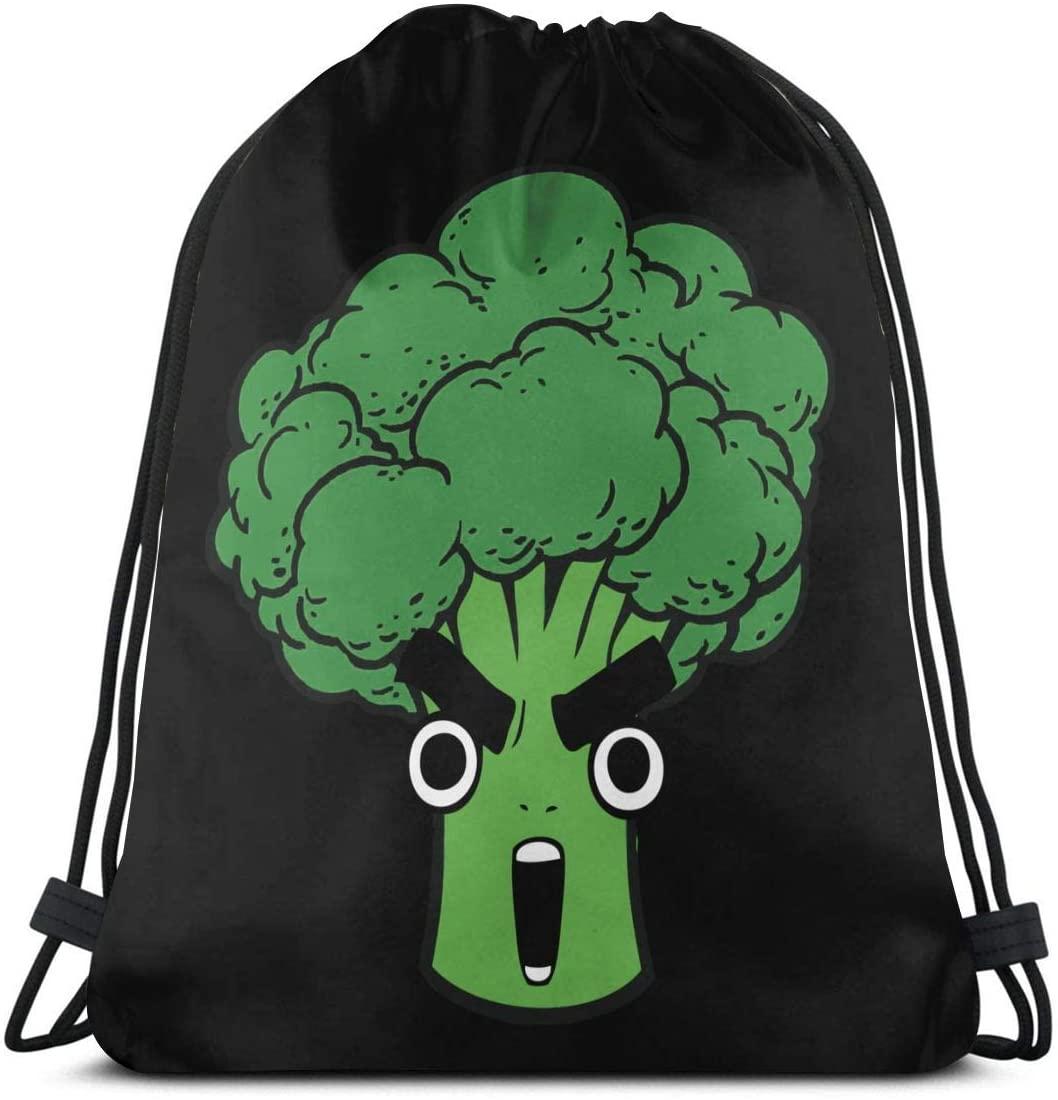 Brock Lee Naruto Drawstring Bag Sport Gym Backpacks Storage Goodie Cinch Bag