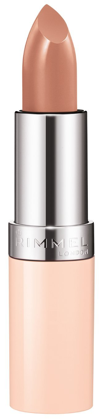 Rimmel Lasting Finish Lip Color Nude Collection, 46, 0.14 Fluid Ounce (Packaging May Vary)