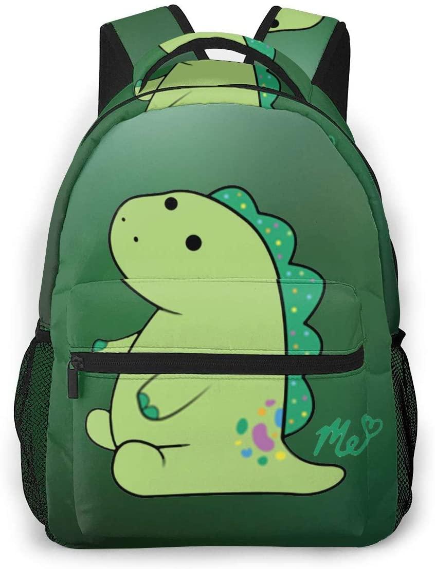 HXFCAT Moriah-Elizabeth Men and Women's Canvas Fashion Backpack School Laptop Bag