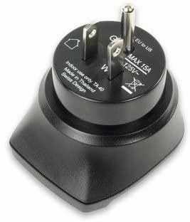 Ansmann Travel Adapter - EU to US