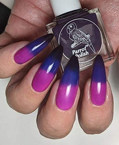 Parrot Polish Gothic Bobbie (Thermal)