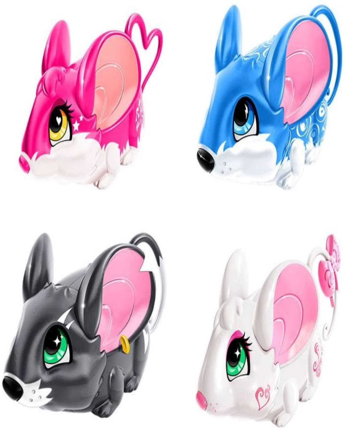 The Amazing Zhus Pets Set of 4
