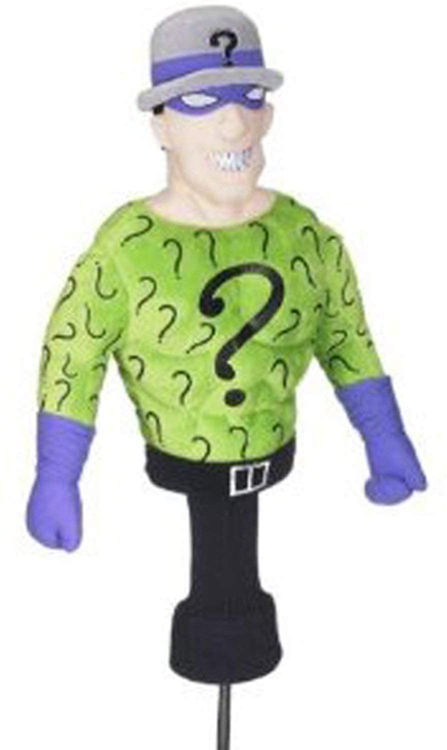Golf Club Licensed Character Headcover Riddler