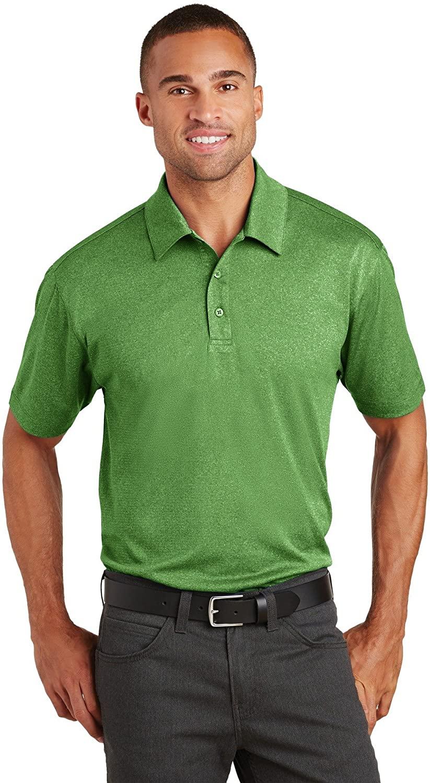 Port Authority Men's Trace Heather Polo Shirt