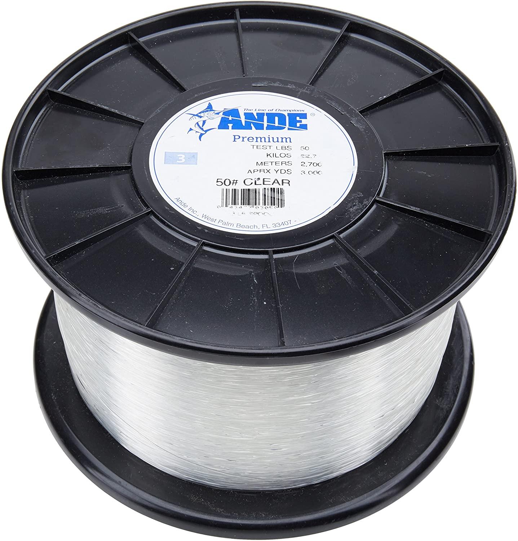 Ande Premium 100lb Test 1lb Spool