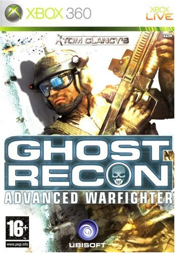 Third Party - Ghost Recon : Advanced Warfighter Occasion [ Xbox 360 ] - 3307210197962