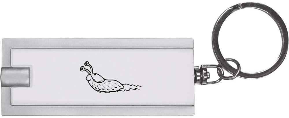 Azeeda 'Slug' Keyring LED Torch (KT00012601)