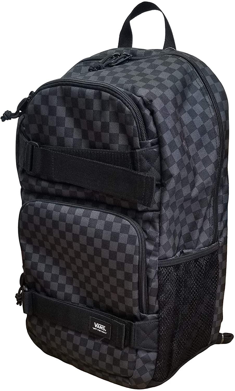 Vans Skates Pack 3-B Backpack Laptop Student Bag Checkerboard