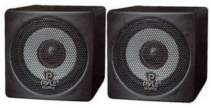 Pyle Pcb3bk Speaker . 2. Way . 8 Ohm . Bookshelf Product Type: Speakers/Component Speakers