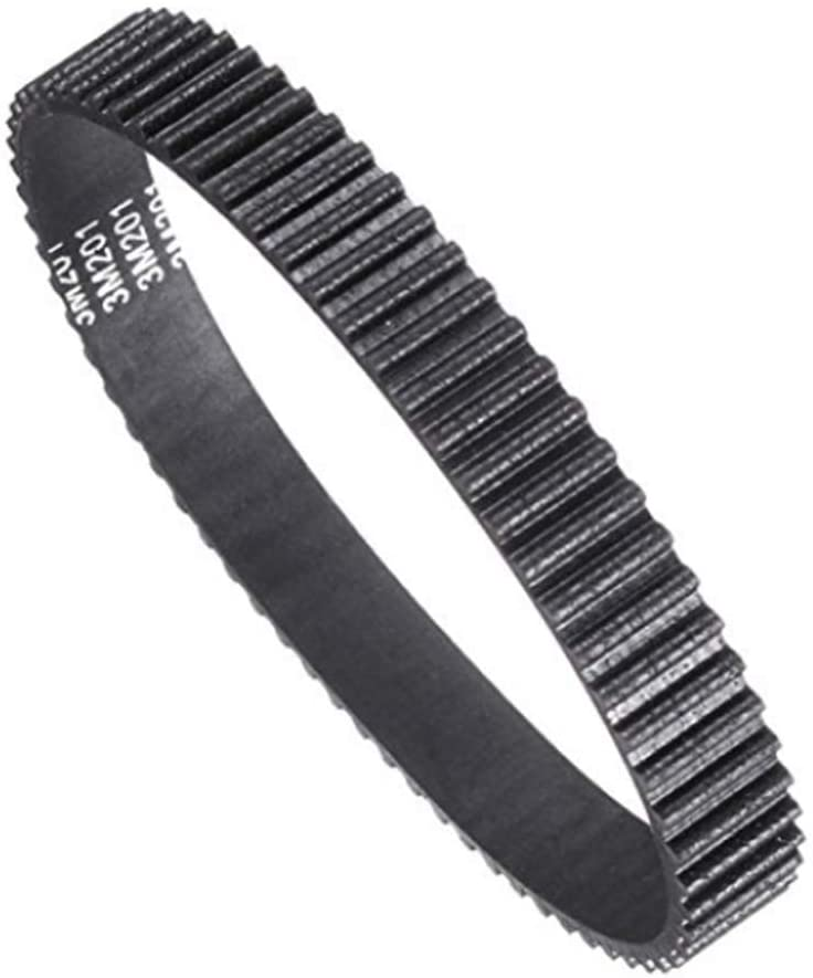 AtFipan Black Drive Belt Suitable For Bosch PBS 7 A/PBS 7 AE / 7675/7600 261038798