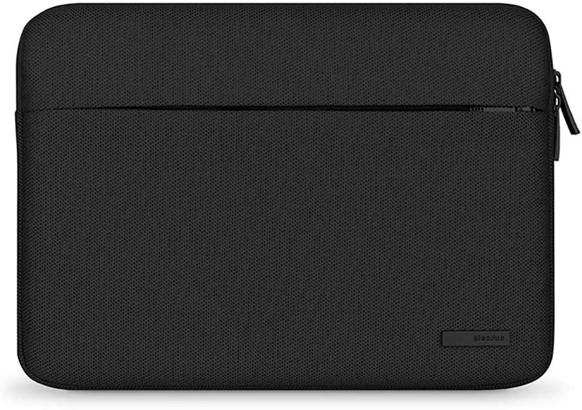 Men's briefcase Unisex business briefcase notebook liner bag computer bag notebook bag men and women handbag business bag computer bag 13 / 15.6 inches laptop bag ( Color : Black , Size : 11 inch )