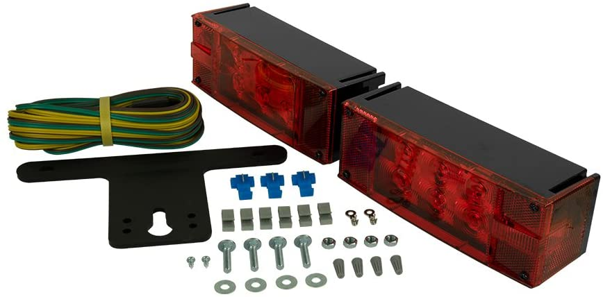 Blazer C7280 LED Low Profile Submersible Trailer Light Kit